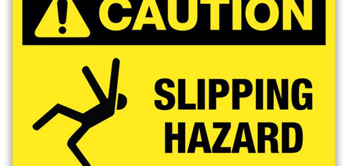 caution-slipping-hazard-label