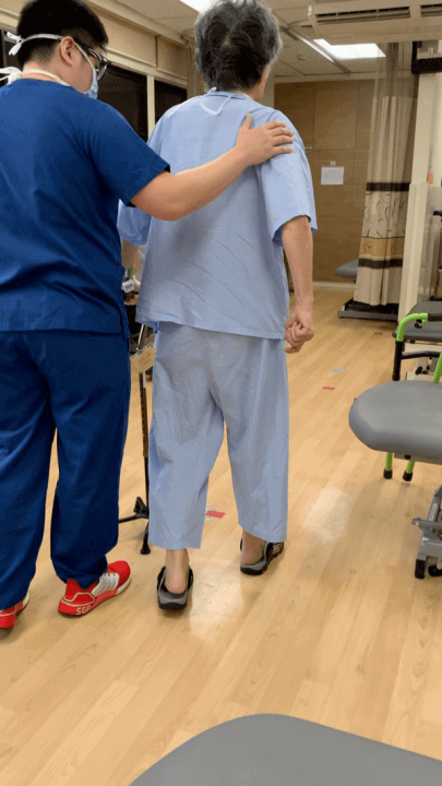 after hip replacement surgery physiotherapy